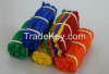 PE/PP color twine in hanks, twine for fishing, fo weaving, taian, shandong, made in china,