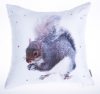 Square Animal Print Pillow Cover