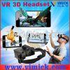 2015 Hot sale virtual reality 3d headset smart phone 3d glasses