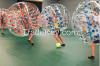 2015 High quality bubble soccer ball hot sale bumper ball PVC/TPU material human size ball