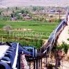 Trough belt conveyor for EPC