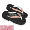 GETA style EVA sandals NADESHIKO (Japan-Brand)