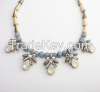 gemstone neckalce with cheap price sell