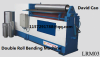 Double Roll Bending Machine