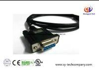 C2g 0.5m dB9 F/F Null Modem Cable - Black