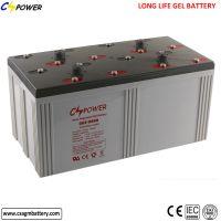 2V3000ah Solar Panel/Telecom/UPS Gel Battery Power Bank