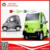 Electric Car, Electric Vehicle, Smart Car, Small Environment Energy Saving Automobile, Electric Automobile