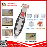 Multi-Function Carton Cutter Knife