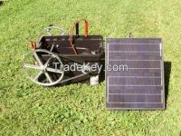 GRIDLESS 6 IN 1 SOLAR POWER STATION