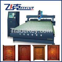 Vacuum Working Table 8 Tools CNC Router machine 1325