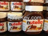 Ferrero Nutella chocolate and Snickers, Twix and Bounty, Maltesers, Kinder Joy, Kinder Surprise, Kinder Bueno, Twix, M&M's, Mars