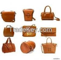 Sell leather bags