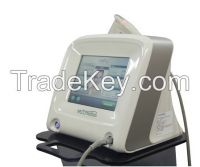HIFU device for skin care in beauty shops