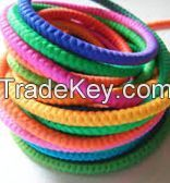 KNITTED AND WOVEN ELASTICS