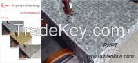 PW204-CWaterproof, anti-slip, heat-insulation Ti-gold table cloth with good feedback