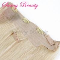 Hot Selling Flip in Natural Russian Human Hair Extension