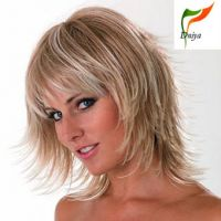 Sell wig,human hair wig,synthetic hair wig,party wig