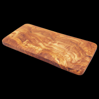 Rectangular Olive Wood Plate
