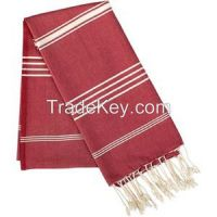Sell Fouta Classique Red
