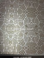 REFLECTIVE TEXTILE with graphic pattern