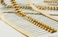 Sell  Electronic Component CARBON FILM RESISTOR 1/4W