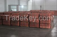 Copper Bars, Copper Pipes, Copper Powders, Copper Sheets, Copper Strips and other copper
