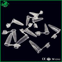Plastic Micro Centrifuge Tube For lab use