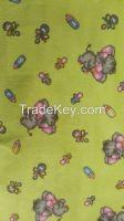 Fabric, cotton, flannel