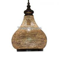 Modern Moroccan Hanging Lamp