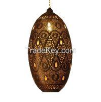 Moroccan Hanging Lamp Lantern