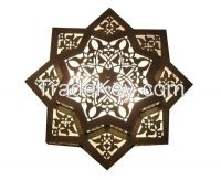 Flush Mount Moroccan Style Hanging Ceiling Lights