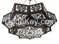 Moroccan Star Chandelier Lamp