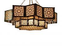 Moroccan Ceiling Light Fixture - Pendant Lamp Chandelier