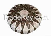Floor Pouf-Moroccan Ottoman