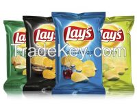 Lays Potato Chips for sale