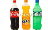 Coca Cola , Fanta , Sprit and Other  Soft drinks for sale