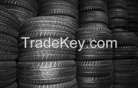 Quality Used Auto and Truck Titres  (All Varieties , sizes and  Brands )