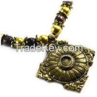 Stylish Handmade Brass Fashion Necklaess Jewellry