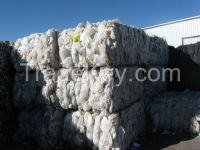 HDPE MILK BOTTLES SCRAP FOR SELL