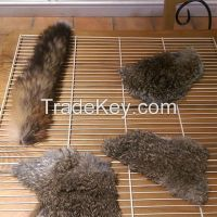 Rabbit Skin, Donkey and Cow Hides
