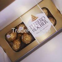 Ferrero Nutella Rocher T30 , Mars, Twix