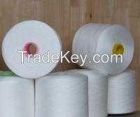 100% polyester spun yarn for weaving