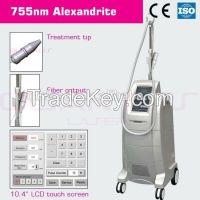 Manufactory Candela GentleLase 755nm hair removal alexandrite laser alexandrite puls nd yag laser