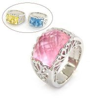 Sell jewelry zircon rings 36014