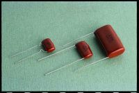 Sell Metallizde Polypropylene Film Capacitor(Coating)