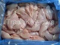 Halal Frozen Chicken Feet, Paws, Liver, Giblets, Gizzard, Wings, Backs, Etc.