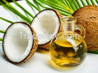 HIGH QUALITY RIFINED COCONUT OIL