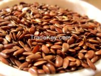 100% Natural Flax Seeds