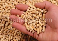 High Quality 6mm Pure Pine Bulk Wood Pellet