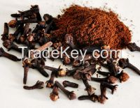 Raw Dried Spices Cloves/GREEN CARDAMOM